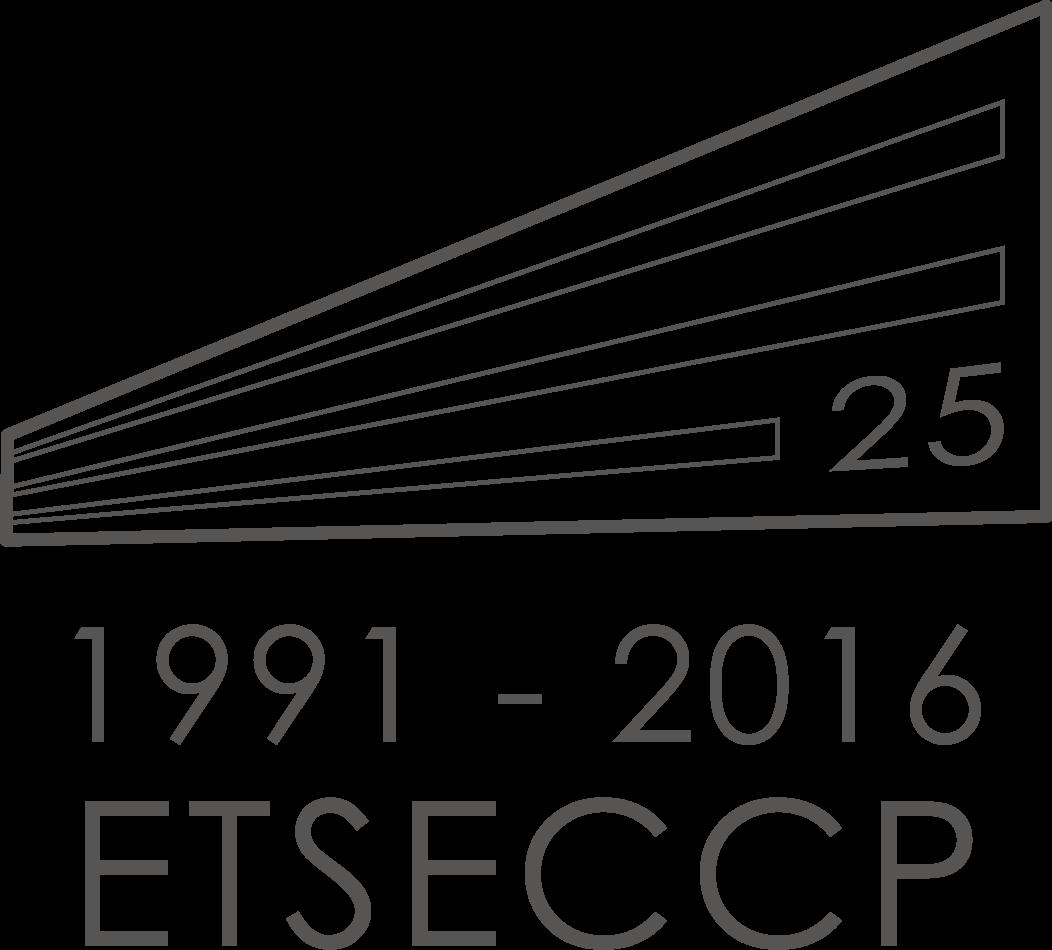 Logo 25 aniversario ETSICCP
